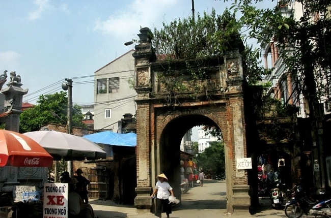 Săn nguồn hàng ở chợ Ninh Hiệp